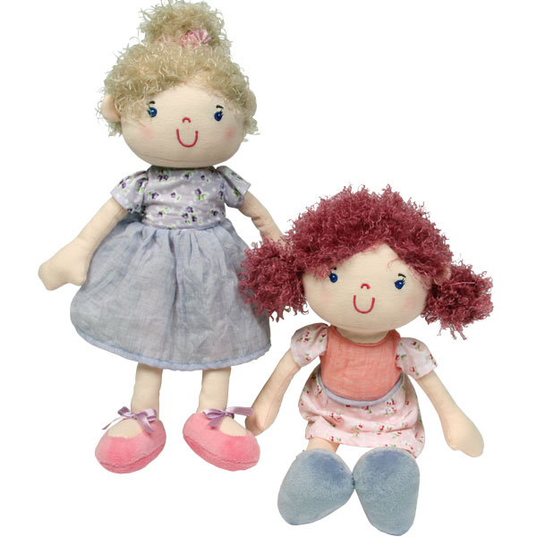 * Hand Made Dolls