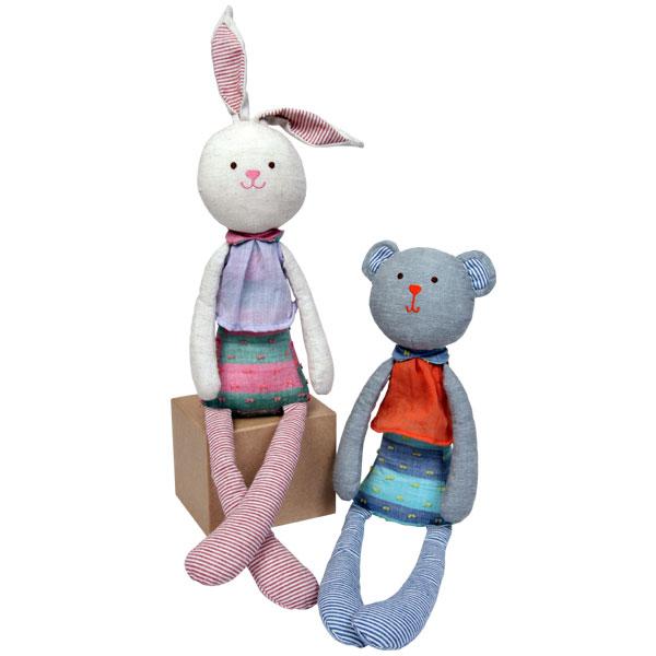 * Muffy & Ted E.
